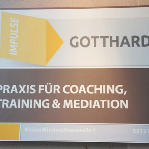 Impulse Gotthardt in Mainz